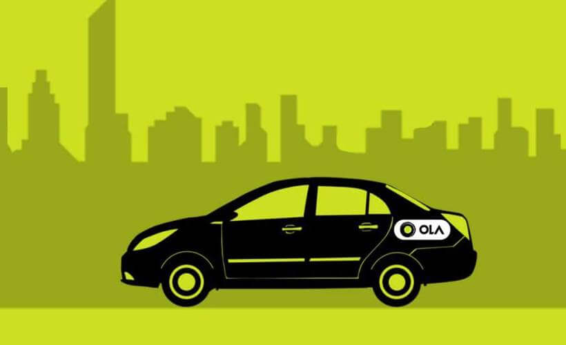Ola cabs to operate in London