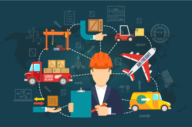 Logistics Hrowth in India