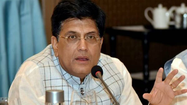 Piyush Goyal will led the National Startup Advisory Council