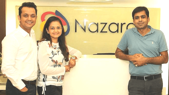 Nazara Technologies And Paper Boat Apps