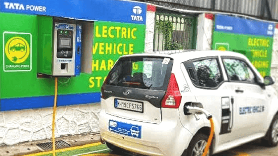 electric vehicle market in India
