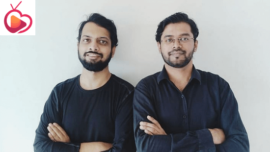 Tamasha.live Founders- Siddharth Swarnkar and Saurabh Gupta