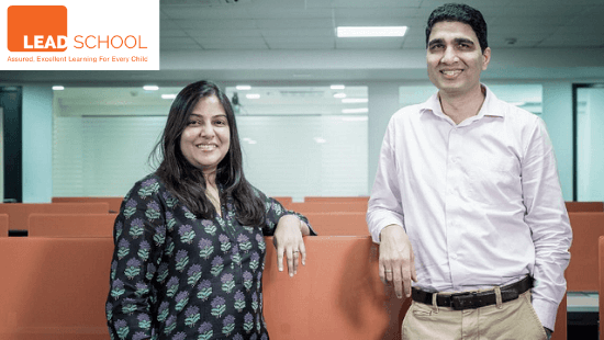 LEAD School Founders: Sumeet Mehta and Smita Deorah