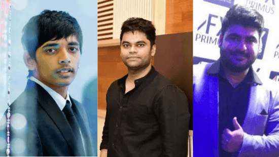 NPayFounders: Bharat Gutta, Vineet Dontamsetty, and Akash Chode