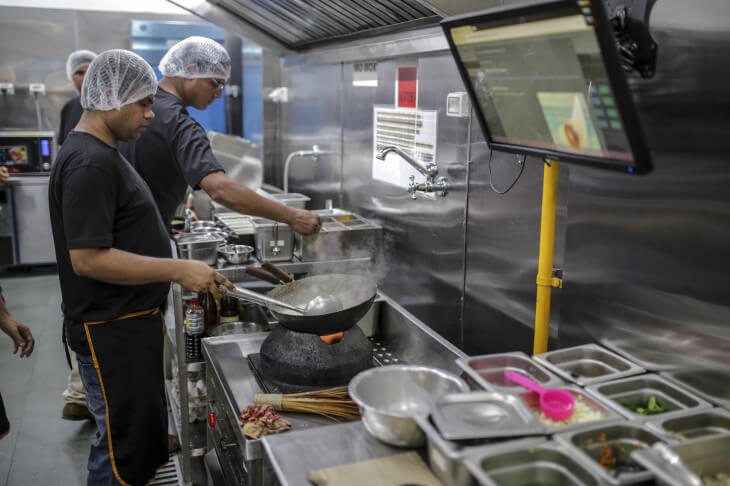 Ghost Kitchen invests in QSR Brands and Eathos India