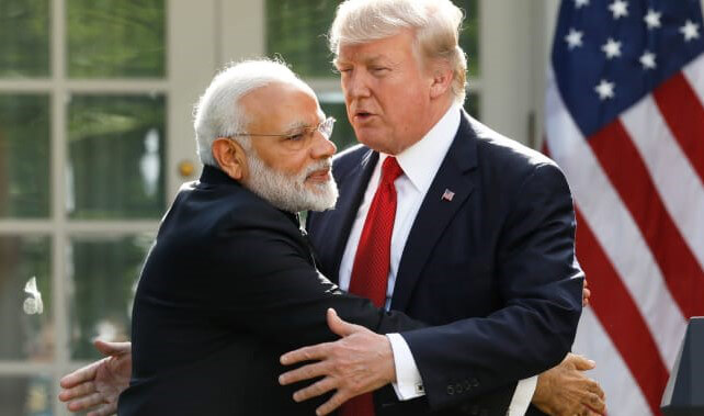 PM Modi invited Donald Trump