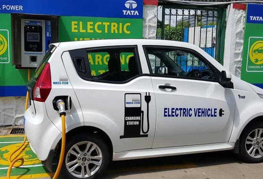 Tata Power EV charging