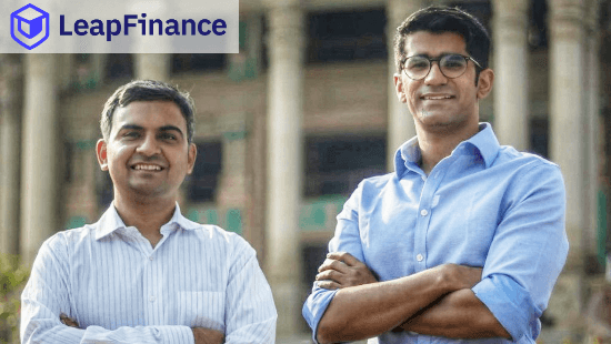 Leap Finance Founders