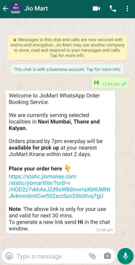 How To Place An Order On JioMart