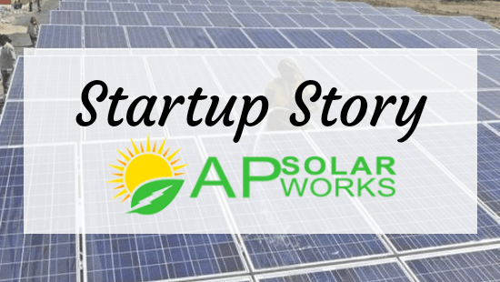 Cleantech and renewable energy startup
