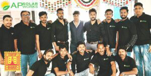 Startup Story AP Solar Works