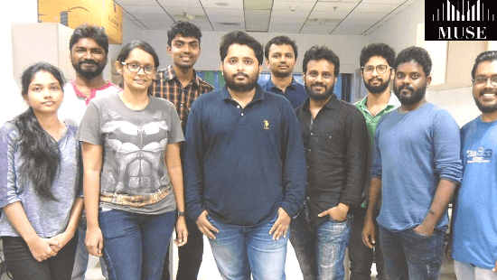 IIT Madras incubated startup, Muse Wearables
