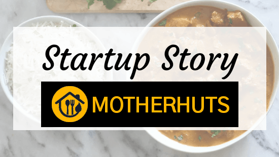 Online Home made Food Delivery Startup Motherhuts