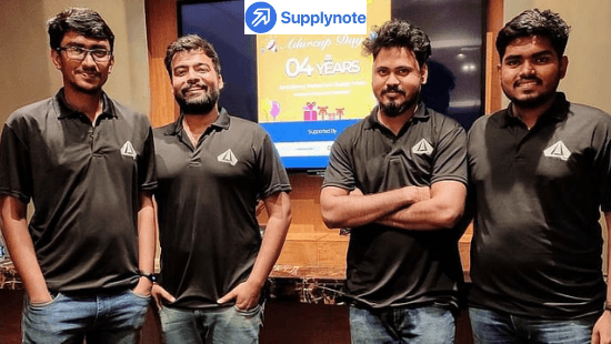 Supplynote Founders