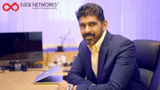 EdGE Networks Founder- Arjun Pratap