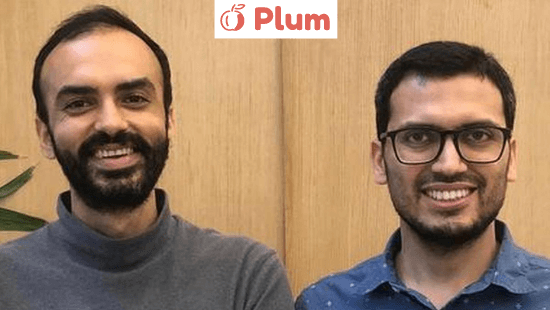 Plum Insurance Founders: Abhishek Poddar and Saurabh Arora
