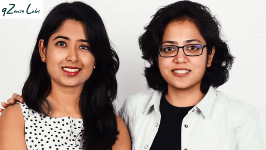 qZense Labs Founders: Rubal Chib and Dr Srishti Batra