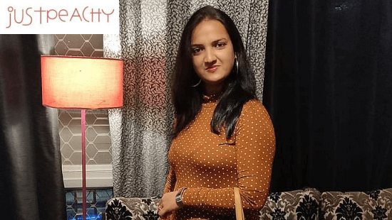 Just PeachyFounder: Ankita Wamburkar