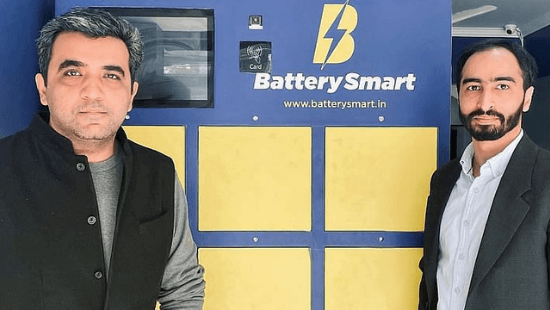 Battery Smart Seed Funding Round