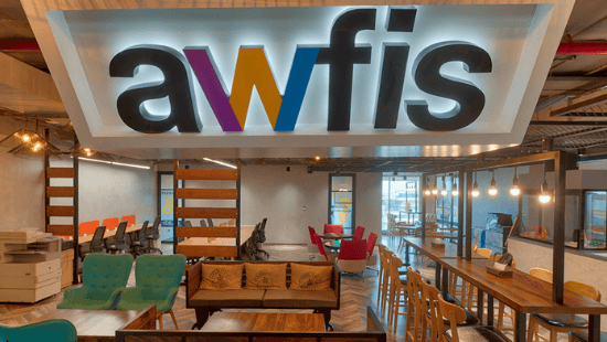 Co-working space firm Awfis
