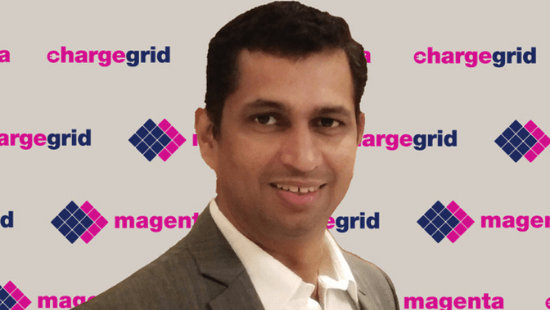 ChargeGrid, a Navi Mumbai-based brand operated by Magenta EV Solutions