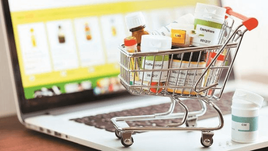 Online pharmacy sector in India