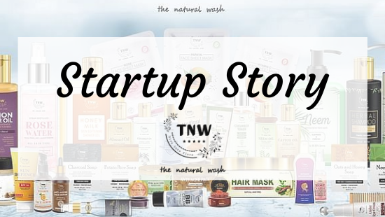 Personal Care Startup: The Natural Wash