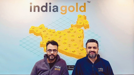 Indiagold Founders: Nitin Misra and Deepak Abbot