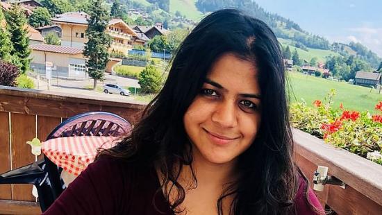 Ping Founder: Vartika Bansal