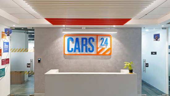 Cars24 : Pre-owned Cars Startup