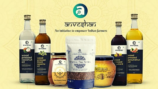 Foodtech Startup Anveshan