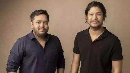 Hubilo Founders: Mayank Agarwal and Vaibhav Jain